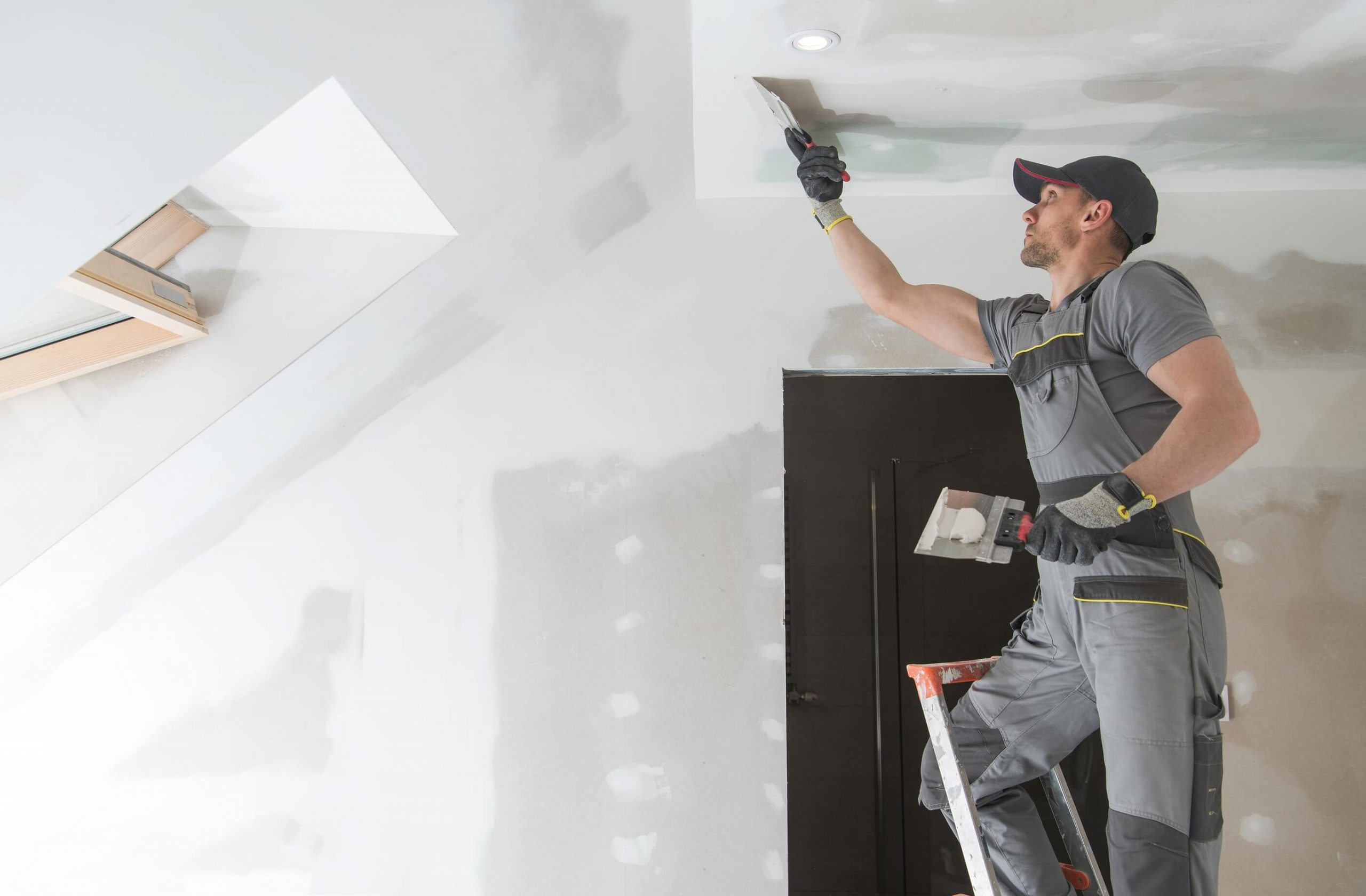 drywall contractor working in sarasota